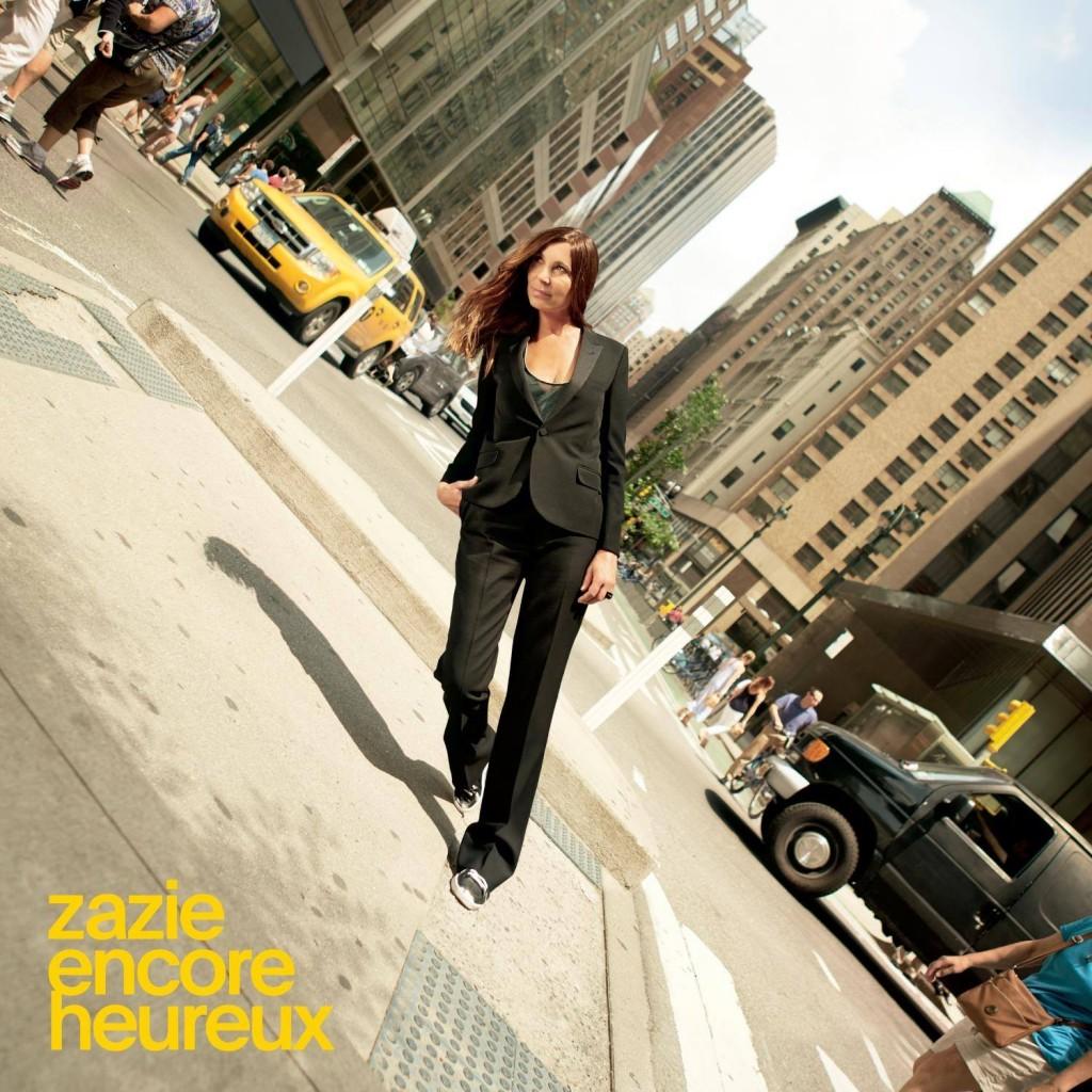 [Chronique] « Encore Heureux » de Zazie : nouvel album inégal malgré quelques moments de grâce