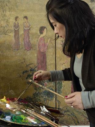 Un Silence Peint — Les Femmes au Palais de JIA Juanli