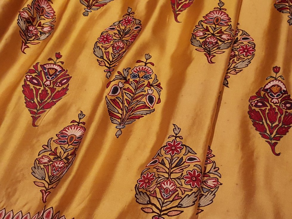 [Londres] « The fabric of India » au Victoria & Albert Museum
