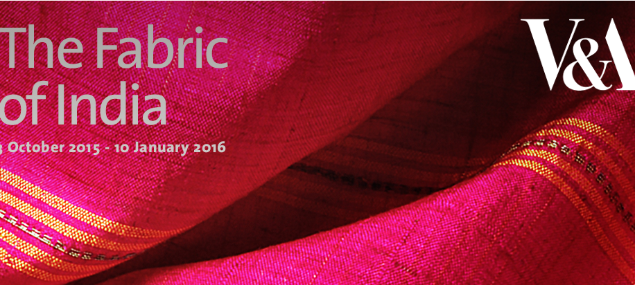 [London ] The Fabric of India at the Victoria & Albert Museum
