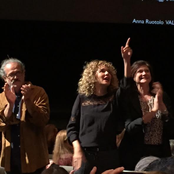 Cinemed, jour 1 : Carlos Saura amène à nous les musiques d' « Argentina », la radieuse Valeria Golino ouvre la 37e édition du Festival