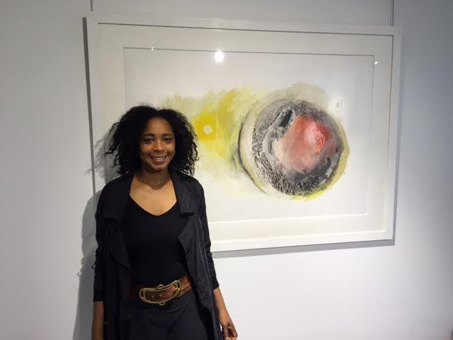 Isabel Espinoza expose ses mondes parallèles à la Galerie Lazarew Paris
