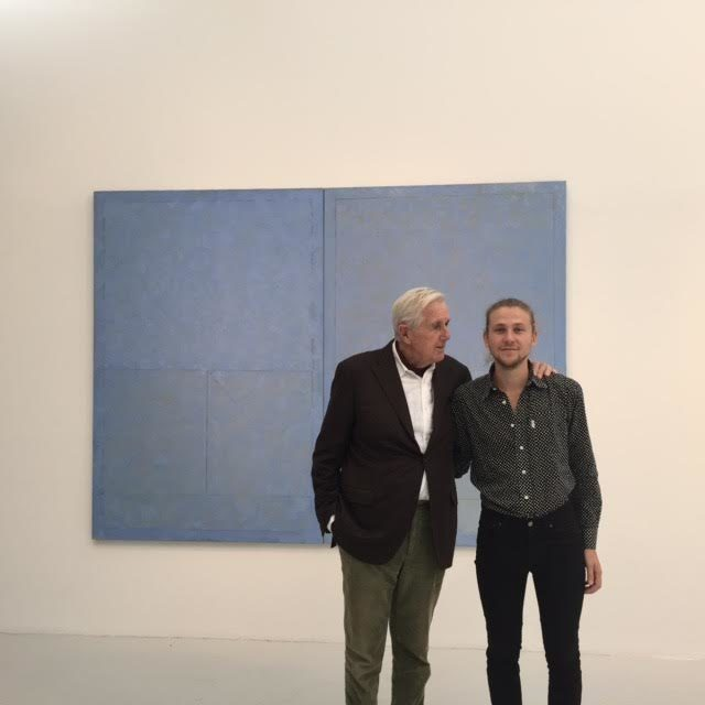 «Traces» : Jean-Louis Germain présente les marques de 30 ans de peinture au Loft Sévigné