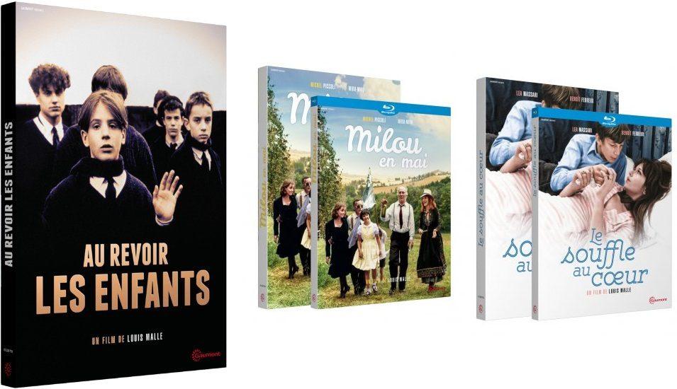 [Sortie Dvd] Indispensable trilogie de Louis Malle
