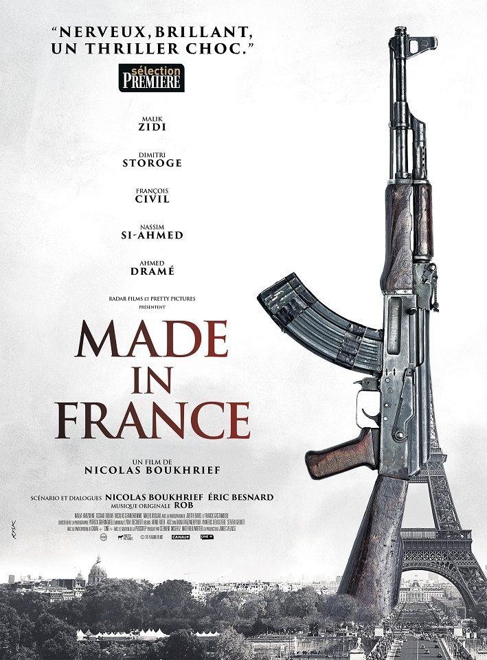 [Critique] «Made in France» de Nicolas Boukhrief : au coeur d'un réseau djihadiste