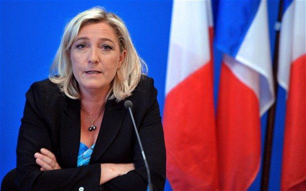 Marine Le Pen fait perdre 400 000 euros à France télévision