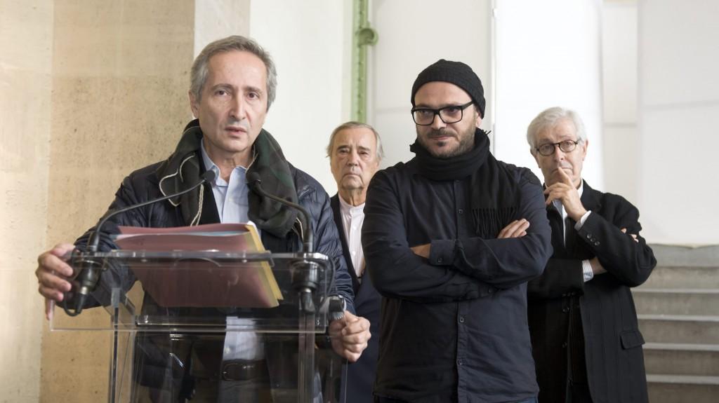 Portrait : Melik Ohanian, lauréat du prix Marcel Duchamp 2015