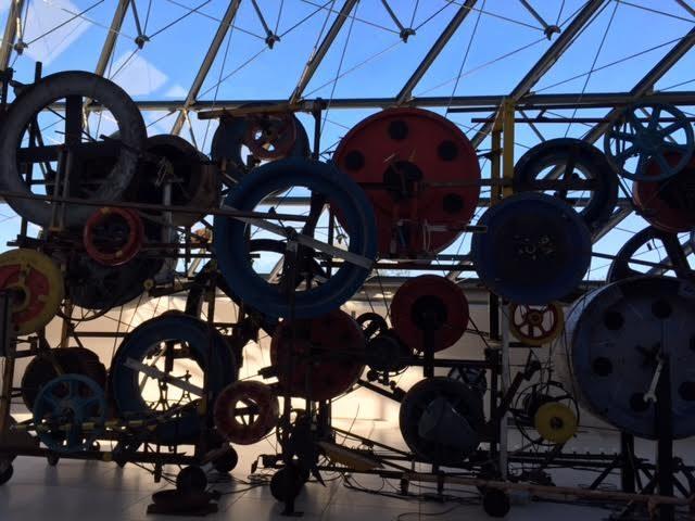 «Eppur si Muove», une toute grande exposition qui interroge les liens entre art et technique au MUDAM