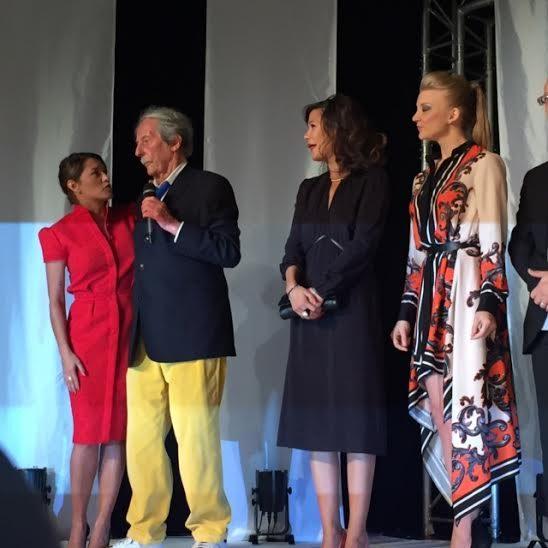 Dinard, jour 2 : Ouverture officielle, hommage à Pascal Chaumeil et Jean Rochefort superstar