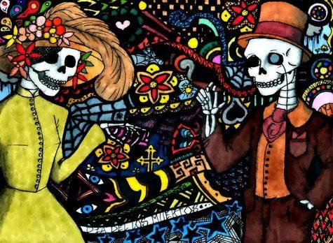 Cinq soirées d'Halloween à Paris