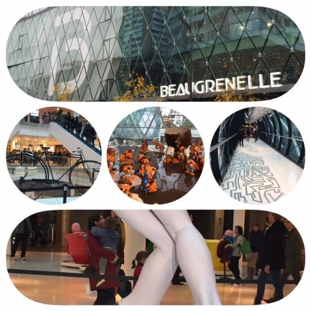 «Think Big» : l'Art s'expose au Centre commercial pendant la FIAC