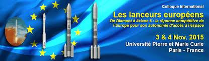 Colloque International : «Les lanceurs européens»
