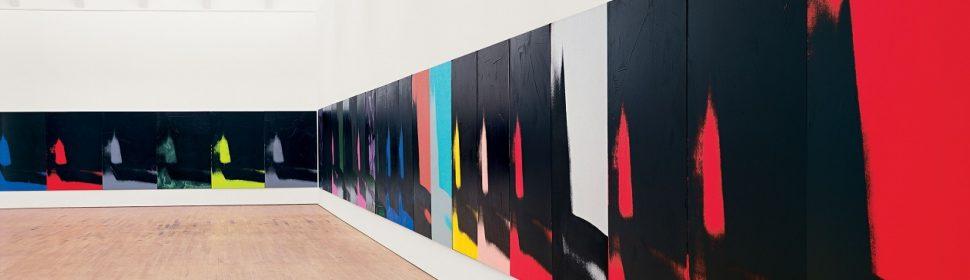Dans les monumentales ombres de Warhol au MaM