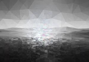 Mathieu Bernard-Reymond, O_ean II, de la série Interruption, 2013 35 x 50 cm, tirage pigmentaire