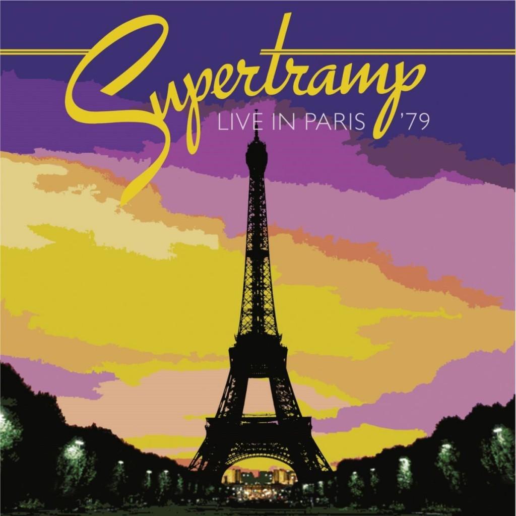 Supertramp Live In Paris '79