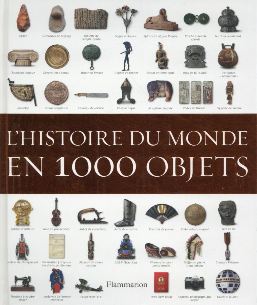 « L'histoire du monde en 1000 objets » : l'inventivité et la créativité humaine
