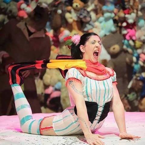Gagnez 2×2 places pour le spectacle « Abadaba » au Cirque Electrique le 23 décembre