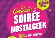 Affiche Festival Humour Paris Soiree Humour geek 2