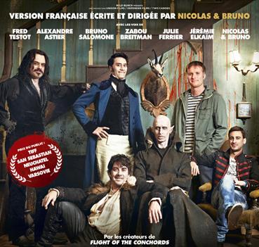 Gagnez vos codes de visionnages pour le film « Vampires en toute intimité » de Nicolas & Bruno