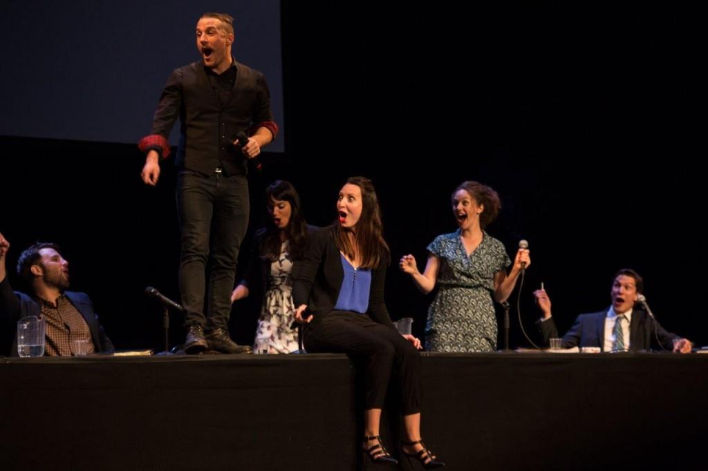 Délire utile ou farce sérieuse? Le «NOSHOW», le spectacle qui tire le public de sa passivité!