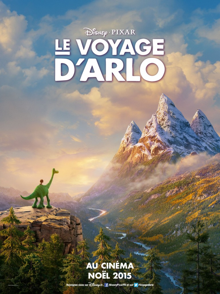 [Critique] « Le voyage d'Arlo » : une initiation bienveillante à la rêverie