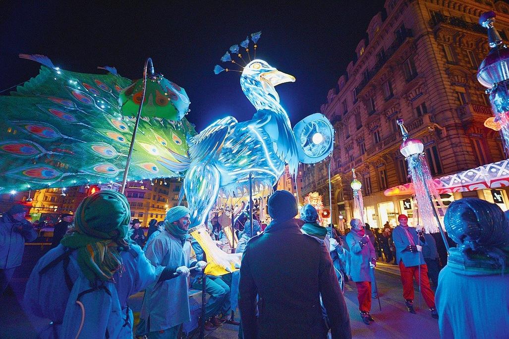 Lyon annulation de la f te des lumi res - Salon de la photo lyon ...