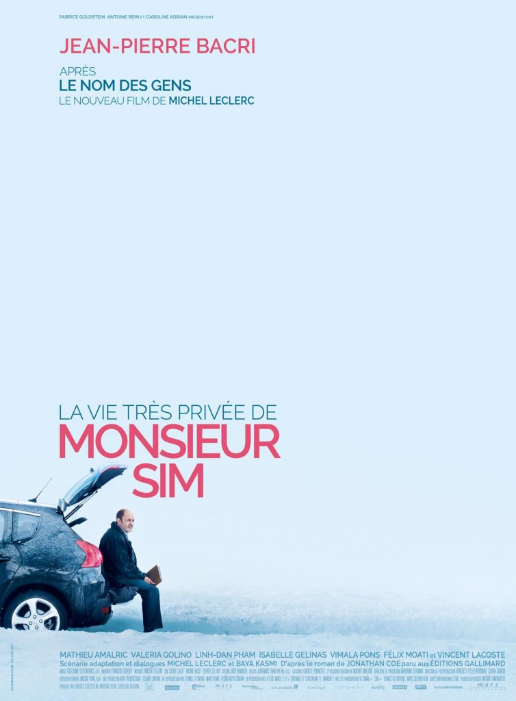[Critique] La vie très privée de Monsieur Sim: un délectable Jean-Pierre Bacri dans une adaptation fidèle du roman de Jonathan Coe