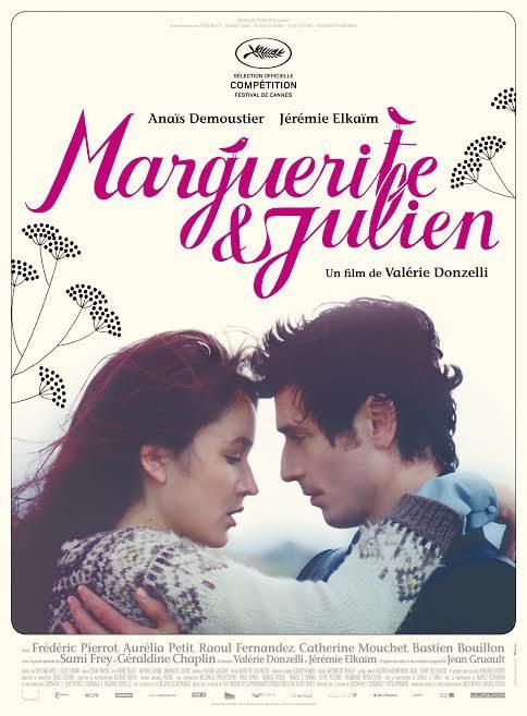 Gagnez 10×2 places pour le film « Marguerite & Julien » de Valérie Donzelli