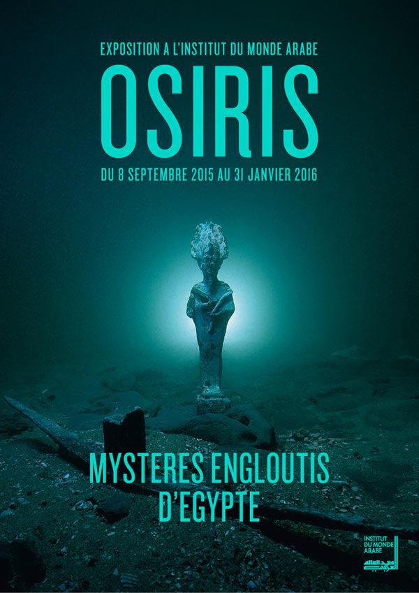 Gagnez 5×2 places pour l'exposition « Osiris » à l'Institut du Monde Arabe