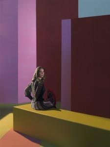 Pauline, 2015, Clark et Pougnaud, Tirage pigmentaire sur Hannemühle, 50 x 40 cm, Tirage unique © Clark et Pougnaud Courtesy Galerie Photo12