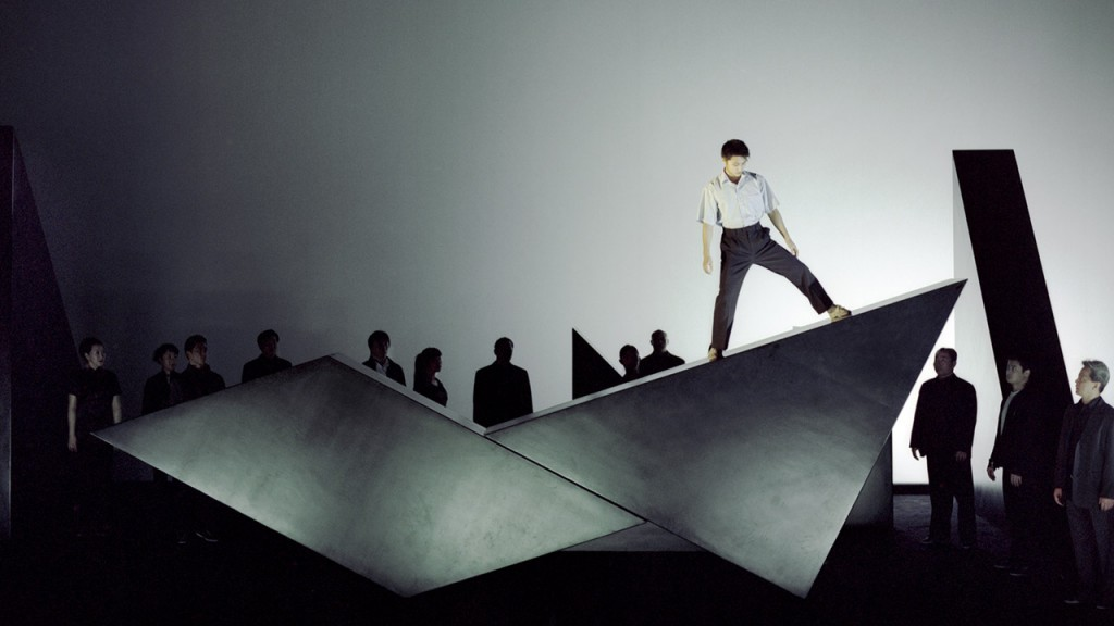 Les Sept Planches de la ruse : le Casse-tête chinois d'Aurélien Bory