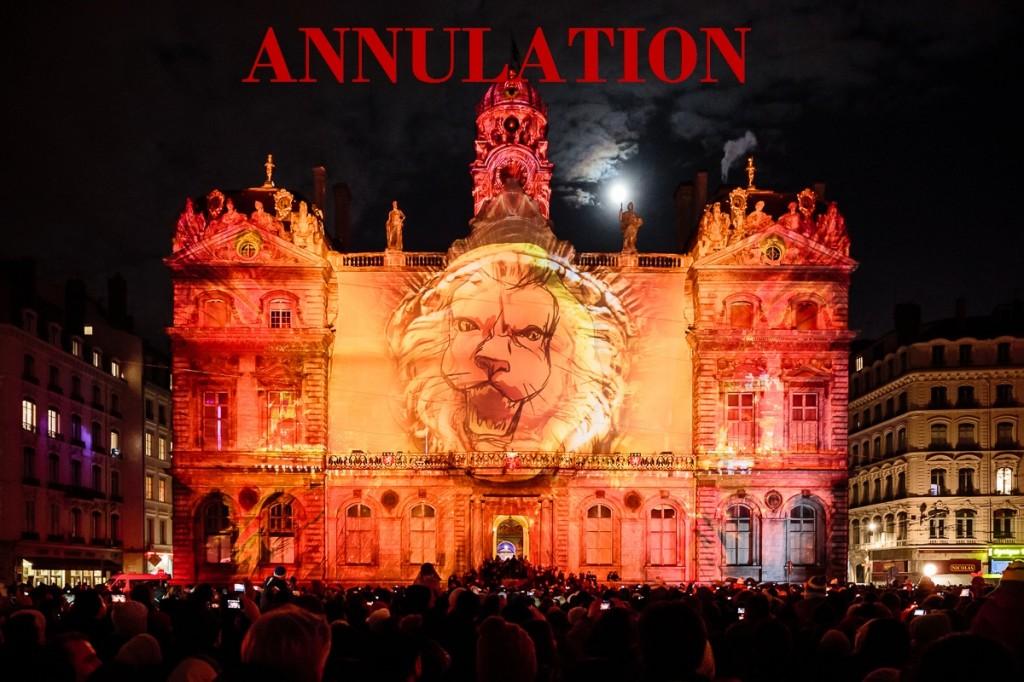 Lyon : Annulation de la Fête des Lumières