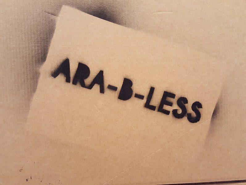 [London] ARA-B-LESS at the Saatchi gallery (04/11/2015)