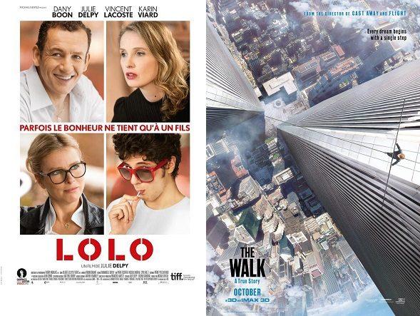 Box-office France semaine : 440000 entrées pour Lolo avec Dany Boon, bide pour The Walk de Zemeckis