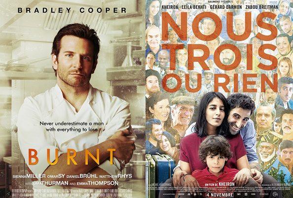Box-office France semaine : 220000 entrées pour Bradley Cooper et Omar Sy devant Nous trois ou rien de Kheiron