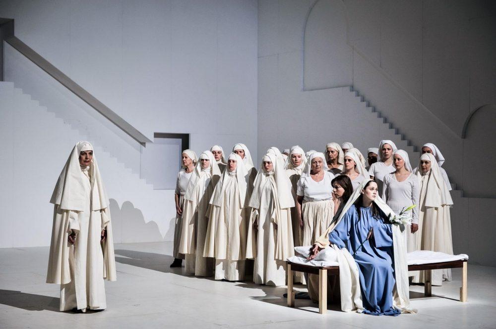 Un «Ödipus der Tyrann» visuel, chrétien et romantique par Romeo Castellucci au Théâtre de la Ville