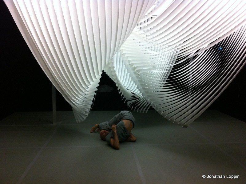 La danse hospitalière de Sylvain Groud