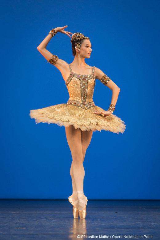 Concours interne à l'Opéra de Paris : résultats des danseuses