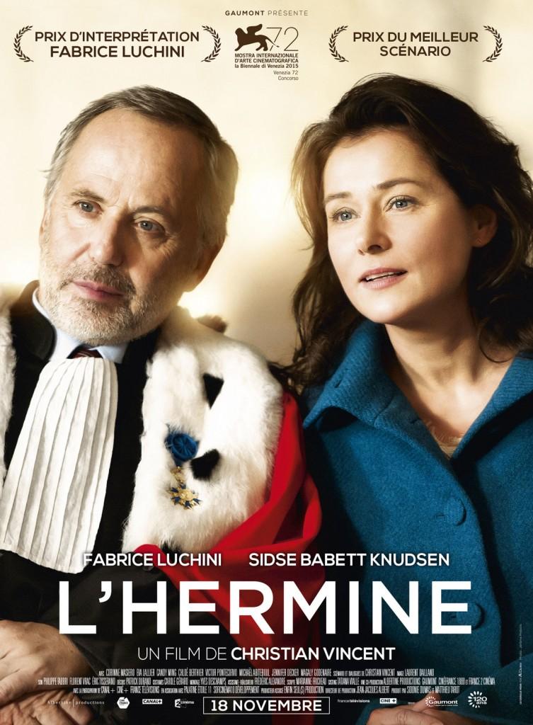 [Critique] « L'hermine » : Fabrice Luchini dans un film d'une absolue délicatesse