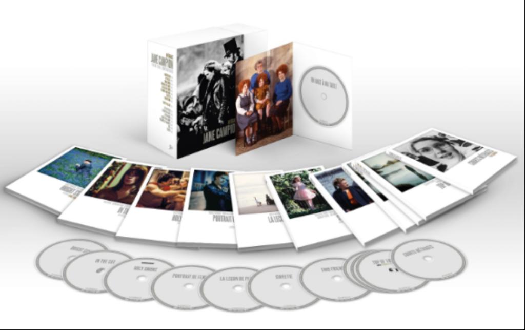 [Coffret Dvd] L'intégrale Jane Campion, un indispensable chez Pathé
