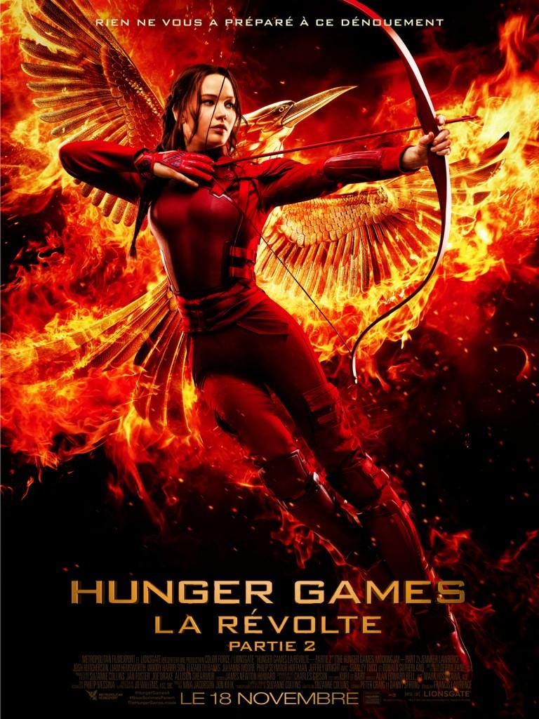 [Critique] « Hunger Games la révolte partie 2 » : laborieuse conclusion malgré Jennifer Lawrence