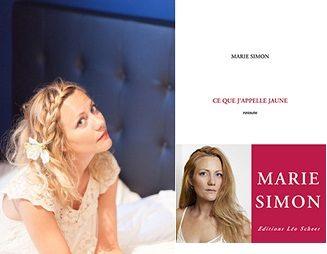 «Ce que j'appelle jaune», le fœtus délicatement omniscient de Marie Simon