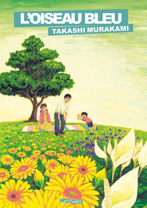 «L'oiseau bleu» nouveau recueil de Takashi Murakami chez Ki-oon