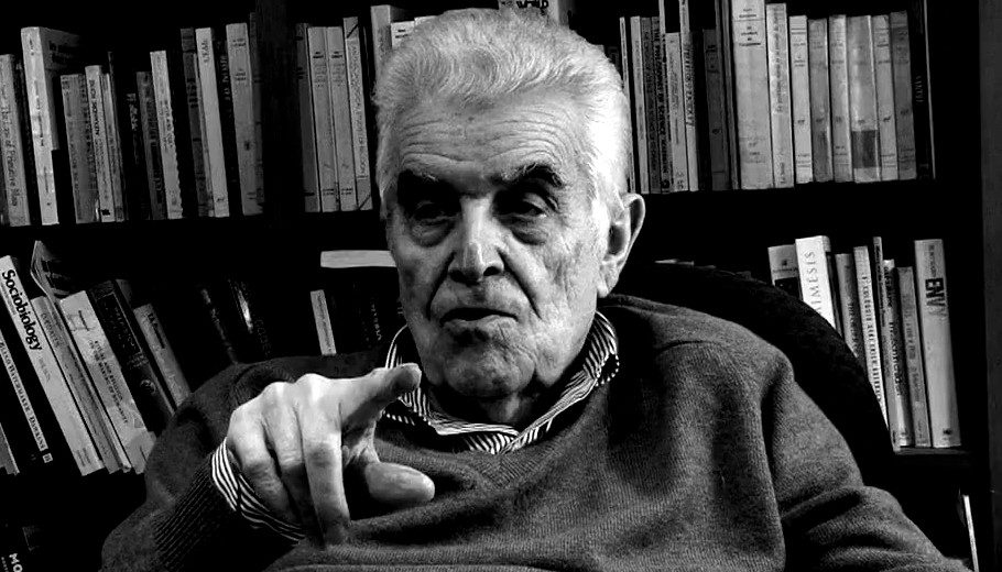 Décès de René Girard : la philosophie en deuil