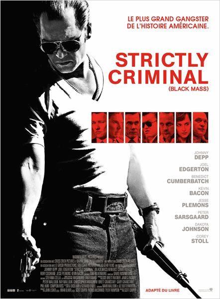 [Critique] « Strictly Criminal » : Johnny Depp captivant psychopathe dans un film de gangster bien mené
