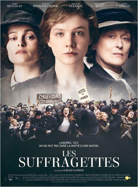 [Critique] « Les Suffragettes » : film de lutte sur l'âpre combat des militantes féministes anglaises