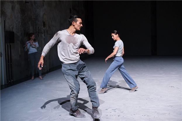 [Festival d'Automne] Keersmaeker danse avec les mots de Rilke