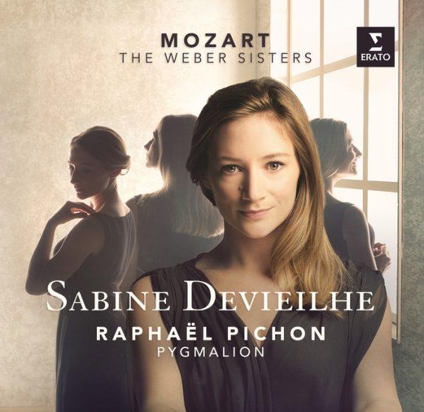 Sabine Devieilhe, Raphaël Pichon et Pygmalion : rencontre au sommet avec Mozart pour The Weber Sisters
