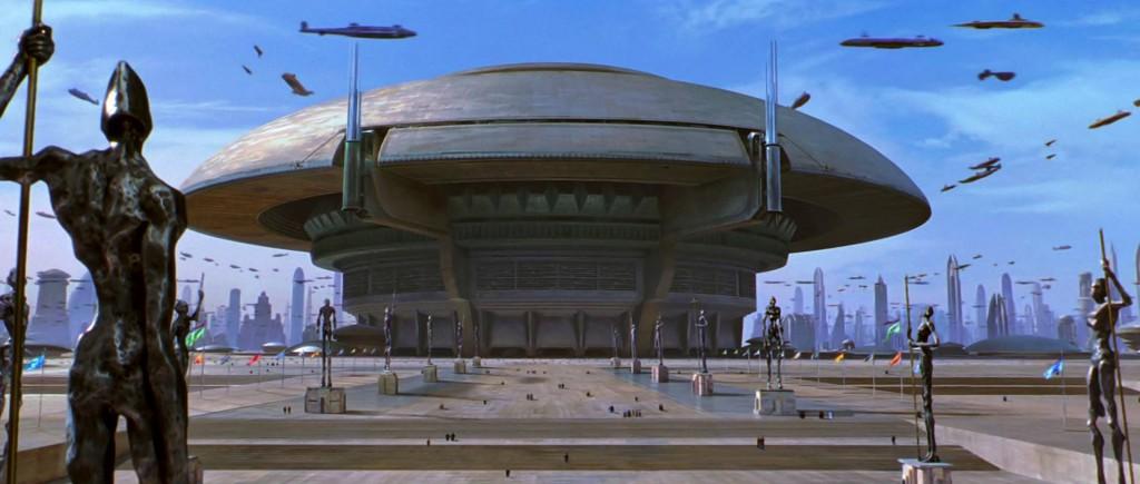 Star Wars au service de la démocratie