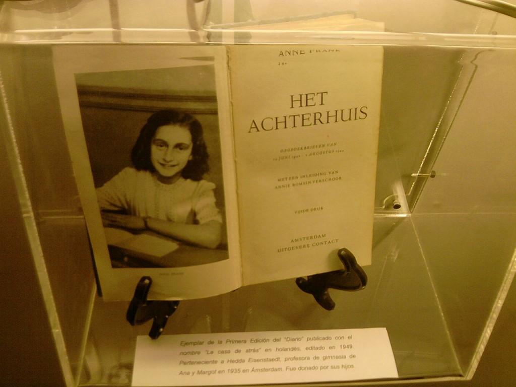 Polémique autour des droits d'auteur du Journal d'Anne Frank